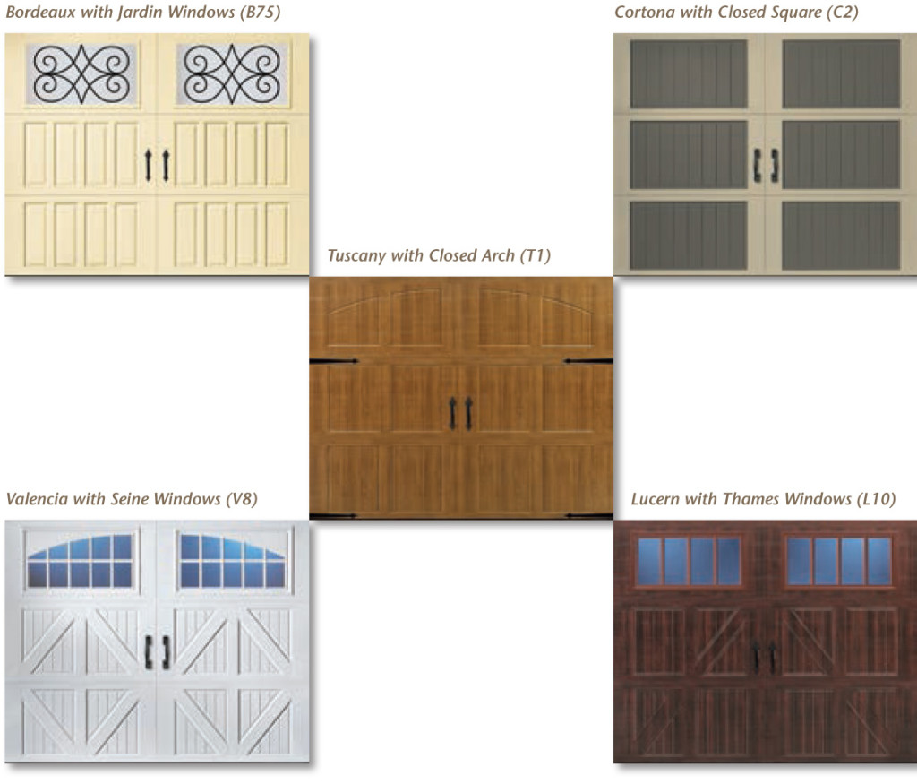 Genial Amarr Garage Door Color Chart Designs